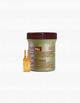Мінералізаційна сироватка SILKAT NUTRITIVO N4